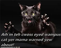 cworss eyed wampus