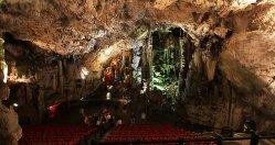 inside theatre