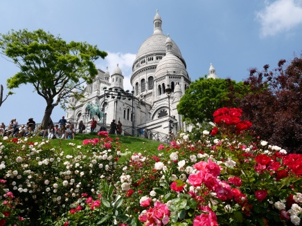 Summer at Sacré Coeur