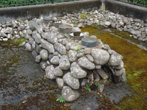 In 1955 the Seaside, Oregon Lions Club built a replica of the Salt Cairn on the site. The site was transferred to the National Park Service and added to Fort Clatsop National Memorial in November 1978.