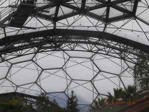 biodomes are cool too - this one was the mediterranean zone
