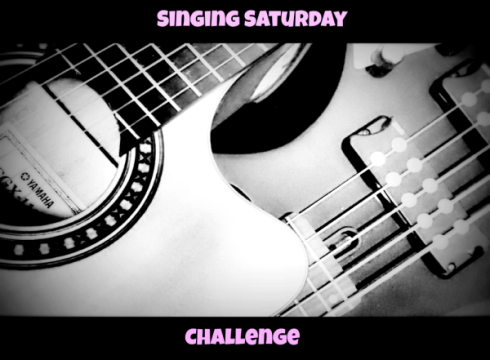 music, guitars, weekly challenge