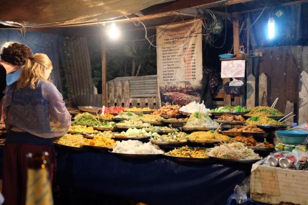 Food, glorious Laosfood
