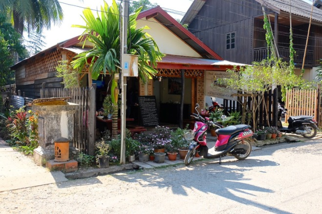 Our favourite restaurant in Luang Prabang and all of Laos.