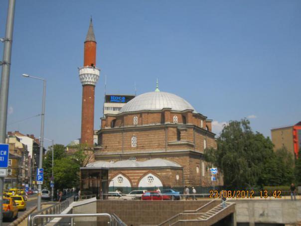 Mezquita, en Sofia .