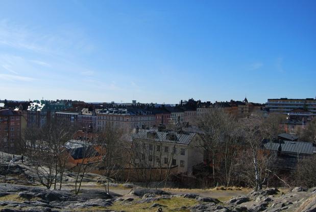 A walk in Södermalm,Stockholm