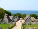 Plimoth Village as it was in 1627
