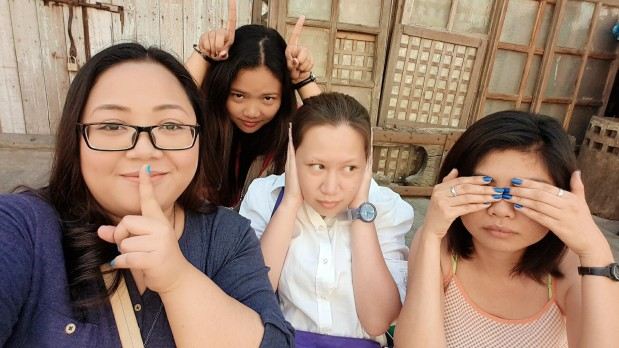Photo Diary: Ilocos Trip with the Sisterhood